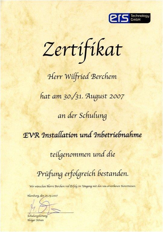 Zertifikat Wilfried_ERS_2007