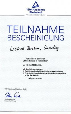 Zertifikat Wilfried_TÜV_1995